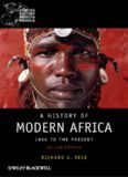 A History of Modern Africa: 1800 to the Present, 2nd Edition (Blackwell Concise History of the Modern World)