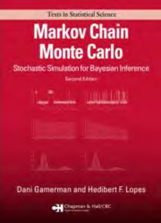 Markov Chain Monte Carlo: Stochastic Simulation for Bayesian Inference