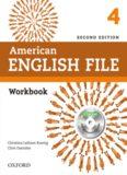 American English File 4 Workbook