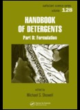 Handbook of Detergents: Formulation