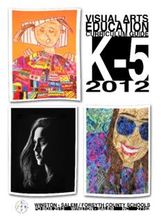 Elementary Visual School Arts