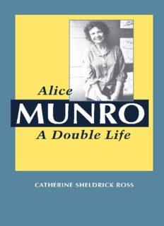Alice Munro: A Double Life