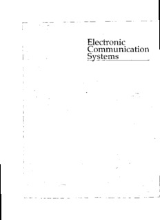 Electronic Communication system/George Kennedy