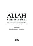 Allah Felsefe Ve Bilim - Caner Taslaman