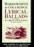 Lyrical Ballads: Wordsworth and Coleridge