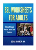 ESL Worksheets for Adults - Teaching ESL to Adults