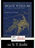 Black Wings 3 - New Tales of Lovecraftian Horror
