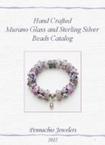 Hand Crafted Murano Glass and Sterling Silver Beads Catalog