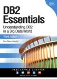 DB2® Essentials: Understanding DB2 in a Big Data - Pearsoncmg