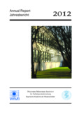 Annual Report 2012, Walther-Meissner-Institut - Walther Meißner
