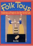 FOLK TOYS PATTERNS & PROJECTS FOR SCROLL SAW