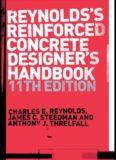 Reynold's Reinforced Concrete Designer's Handbook, Eleventh Edition