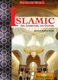 Islamic Art, Literature & Culture by Kathleen Kuiper