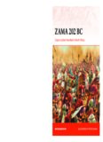 Zama 202 BC: Scipio Crushes Hannibal in North Africa (Osprey Campaign 299)