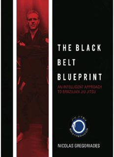 The Black Belt Blueprint: An Intelligent Approach to Brazilian Jiu Jitsu