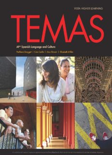Temas: AP Spanish Language and Culture