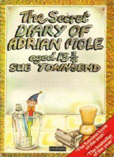 The Secret Diary of Adrian Mole, Aged 13 3⁄4