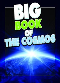 Big Book of the Cosmos for Kids. Children's Books and Bedtime Stories For Kids Ages 3-8 for Good Morals