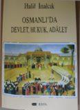Osmanlı'da Devlet Hukuk Adalet