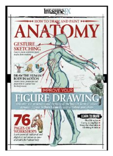ImagineFX How to Draw and Paint Anatomy vol. 2