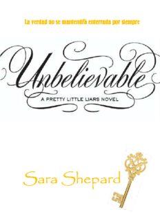 Sara Shepard Sara Shepard