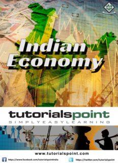 Download Indian Economy Tutorial (PDF Version)