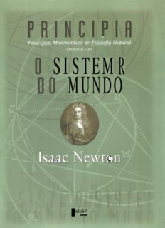 Principia: Princípios Matemáticos de Filosofia Natural
