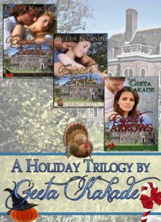 Cupid's Holiday Trilogy (Cupid vs O'Keefe, Cupid's Kiss; Cupid's Arrows)