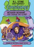 Give Yourself Goosebumps 6 - beware of the purple peanut butter