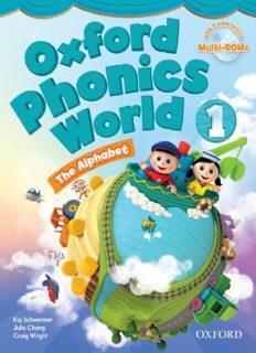 Oxford Phonics World 1 Student Book
