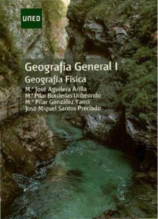 Geografía General I. Geografía Física