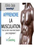 Apprendre la musculation ksCoaching