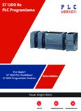 S7 1200 ile PLC Programlama