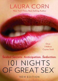 101 Nights of Great Sex: Sealed Secrets.  Anticipation.  Seduction.