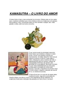 KAMASUTRA – O LIVRO DO AMOR
