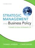 Thomas L. Wheelen, Strategic Management.pdf