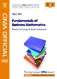Fundamentals of Business Maths