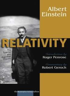 Relativity: The Special and the General Theory, The - LIPN