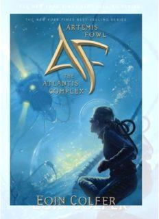 #07 Artemis Fowl- The Atlantis Complex