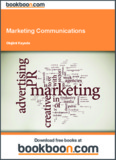 Marketing Communications