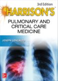 Harrison's Pulmonary and Critical Care Medicine, 3e