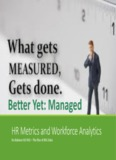 HR Metrics and Workforce Analytics