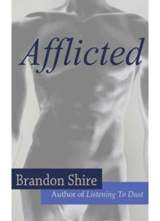 Afflicted (Blind Gay Romance)