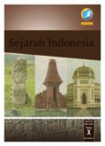 Kelas 10 SMA Sejarah Indonesia Semester 2 Siswa 2016