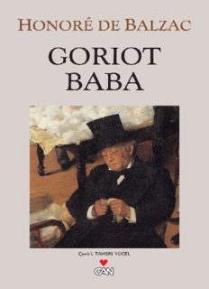 Goriot Baba - Honoré de Balzac