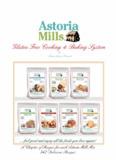 Astoria Mills Gluten Free Cookbook Series by Trina Astor-Stewart