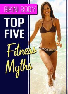 Bikini Body Workouts™ PDF EBook Free Download by Jen Ferruggia
