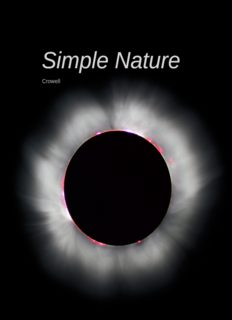 Simple Nature;  An Introduction to Physics for Engineering and Physical Science Students - Volume in Light and Matter - Fullerton, California