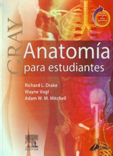 Gray Anatomia Para Estudiantes