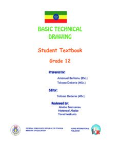 BASIC TECHNICAL DRAWING Student Textbook